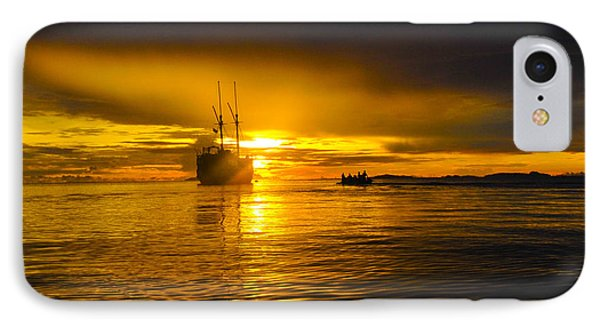 IPhone Case featuring the photograph The Dream by Terry Cosgrave