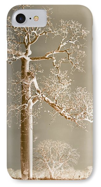 The Dreaming Tree Phone Case by Holly Kempe