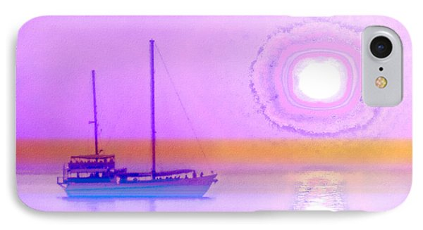 The Drifters Dream IPhone Case by Holly Kempe