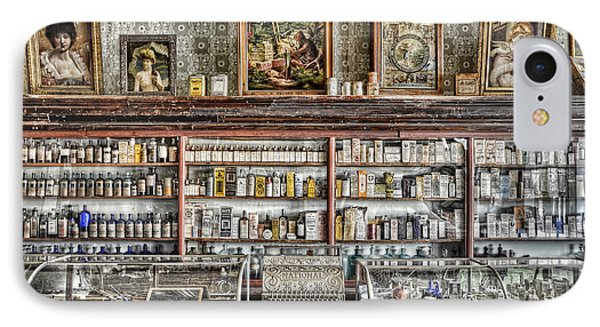 The Drug Store Counter Phone Case by Ken Smith