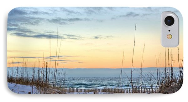 The Dunes Of Pc Beach IPhone Case by JC Findley