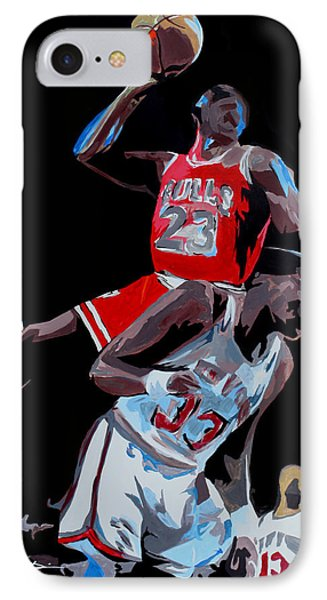 The Dunk Phone Case by Don Medina