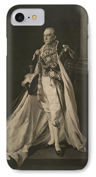 The Earl Of Minto IPhone Case by British Library