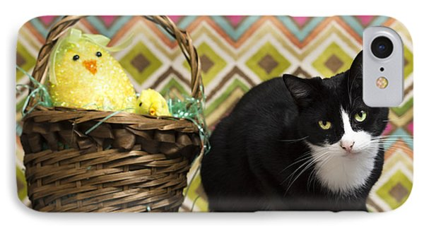 The Easter Tiggy IPhone Case by Nick Kirby