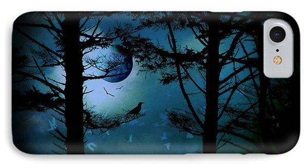 The Edge Of Twilight  IPhone Case by Micki Findlay