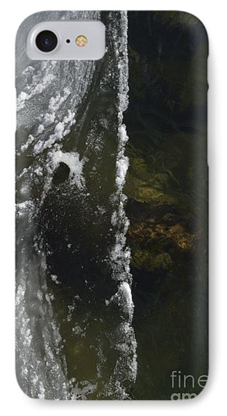 The Edge IPhone Case by Randy Bodkins
