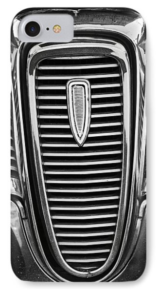 The Edsel Grill Phone Case by Paul Mashburn