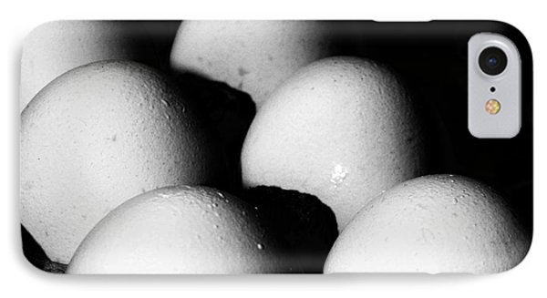 The Egg Brigade IPhone Case by Jim Rossol