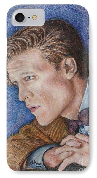 The Eleventh Doctor IPhone Case