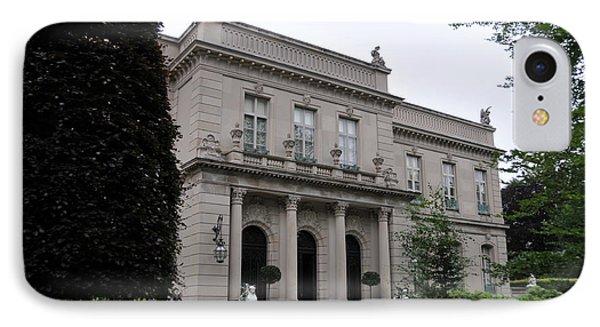 The Elms  --  Newport Rhode Island  IPhone Case