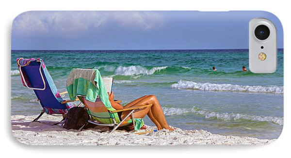 The Emerald Coast IPhone Case
