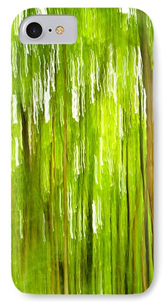 The Emerald Forest Phone Case by Bill Gallagher