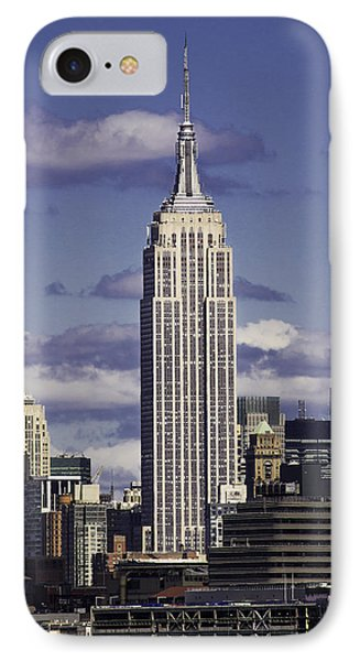 The Empire State Building IPhone Case