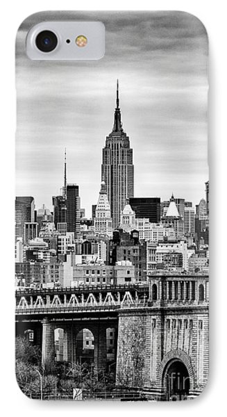 The Empire State Building Phone Case by John Farnan