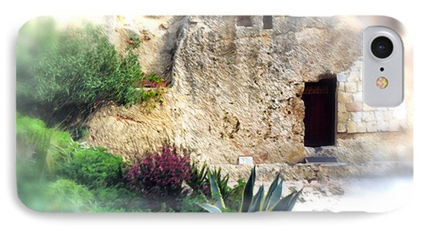 The Empty Tomb Phone Case by Thomas R Fletcher
