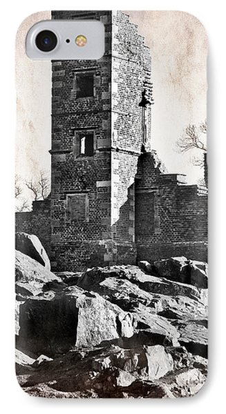 The Empty Tower Phone Case by Linsey Williams