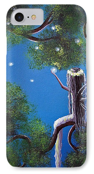 The Enchanted By Shawna Erback Phone Case by Shawna Erback