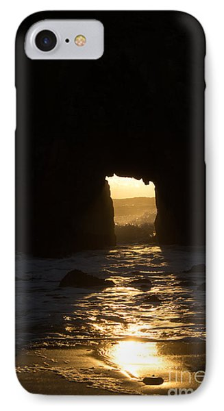 The End Of A Day Phone Case by Suzanne Luft