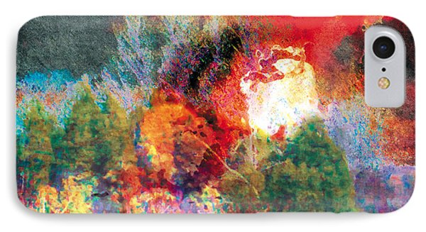 IPhone Case featuring the photograph The Entanglement 7 by The Art of Marsha Charlebois