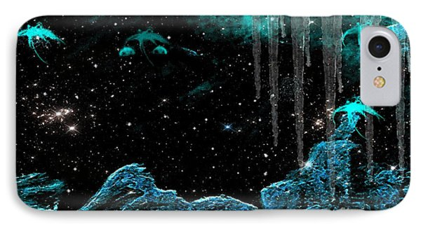 The Eternal Universe Phone Case by Sherri's Of Palm Springs