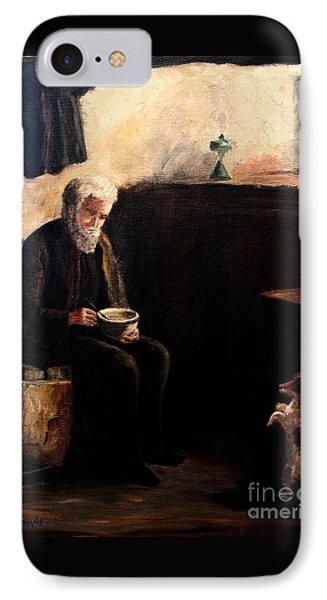 The Evening Meal IPhone Case by Hazel Holland