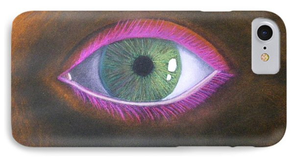 The Eye Of The One IPhone Case