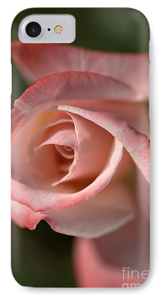The Eye Of The Rose Phone Case by Joy Watson