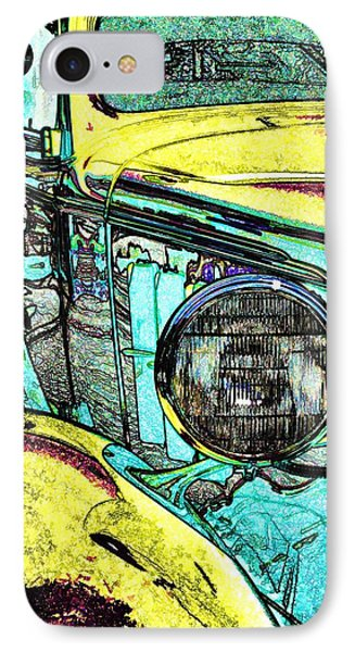 IPhone Case featuring the photograph The Eye  by Pamela Blizzard