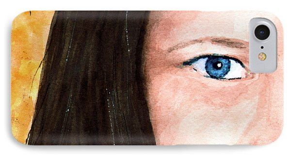 The Eyes Have It - Bonni Phone Case by Sam Sidders