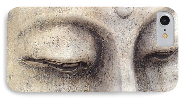 The Eyes Of Buddah IPhone Case