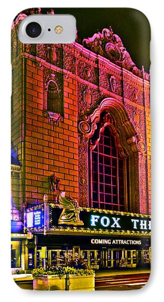 The Fabulous Fox In St. Louis IPhone Case