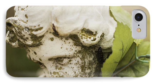 IPhone Case featuring the photograph The Face Of An Angel by Amber Kresge