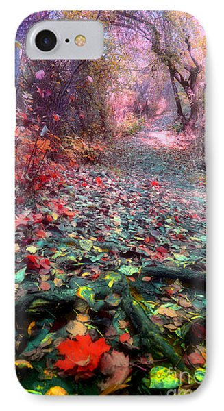 The Fallen Leaves IPhone Case