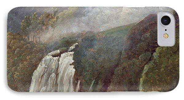 The Falls At Terni IPhone Case