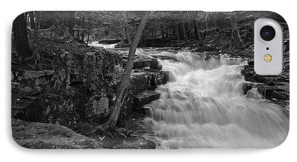 The Falls Phone Case by David Rucker
