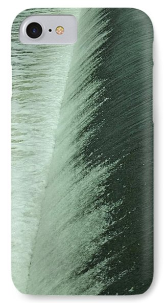 The Falls IPhone Case by John Wartman