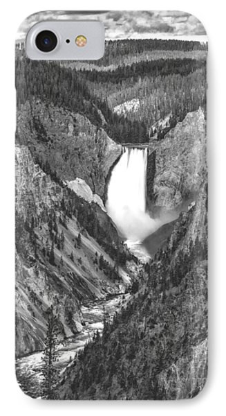 The Falls Power Phone Case by Jon Glaser
