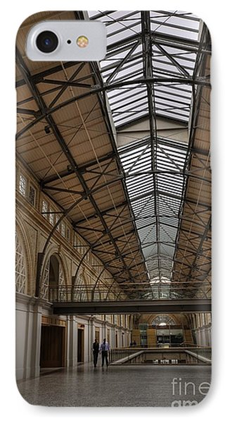The Ferry Building Phone Case by David Bearden