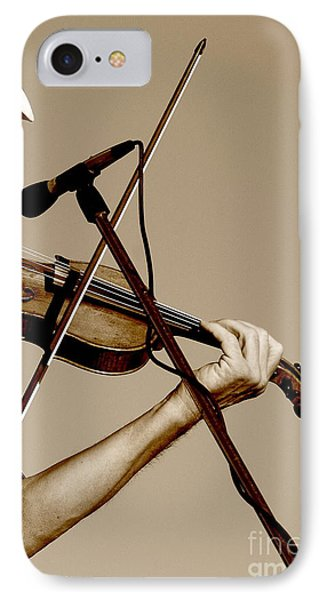 The Fiddler Phone Case by Robert Frederick
