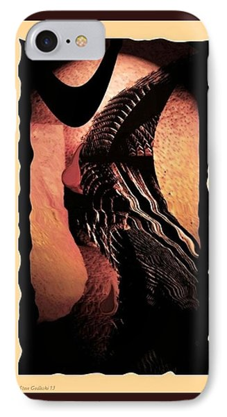 IPhone Case featuring the photograph The Final Cut by Steve Godleski