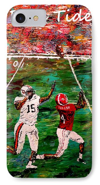 The Final Yard Roll Tide  IPhone Case by Mark Moore