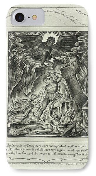 The Fire Of God IPhone Case