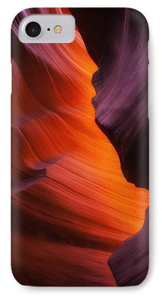 The Fire Within Phone Case by Darren  White
