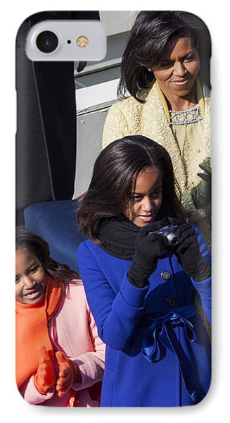 The First Family IPhone Case by JP Tripp