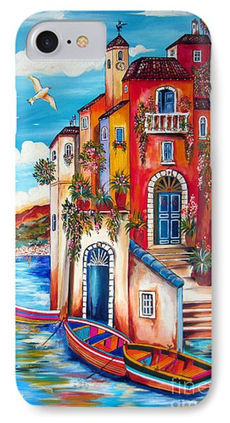 The Fishermen Villa By The Amalfi Coast IPhone Case