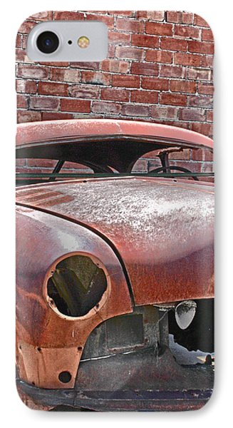 IPhone Case featuring the photograph The Fixer Upper by Lynn Sprowl