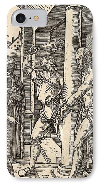 The Flagellation IPhone Case by Albrecht Durer