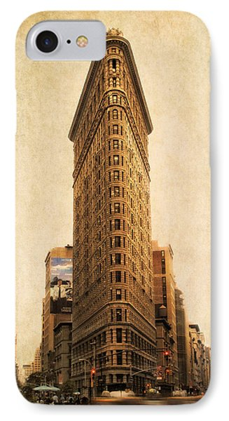 The Flatiron Building IPhone Case by Jessica Jenney