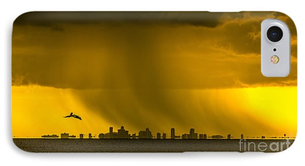 The Floating City  Phone Case by Marvin Spates