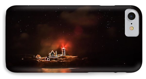 IPhone Case featuring the photograph The Fog Rolls In by Jeff Folger